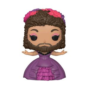 EL GRAN SHOWMAN FIG 9CM POP BEARDED LADY