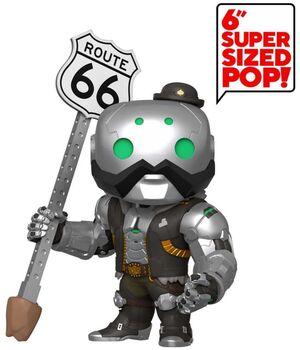OVERWATCH FIGURA 15 CM B.O.B. POP! GAMES SUPERSIZED F-558