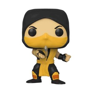 MORTAL KOMBAT FIG 9CM POP SCORPION