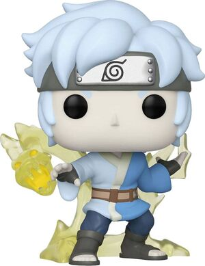 BORUTO: NARUTO NEXT GENERATIONS FIGURA POP! ANIMATION VINYL MITSUKI 9 CM