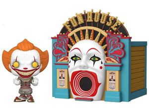 IT 2 FIG 9CM POP PENNYWISE CON FUNHOUSE