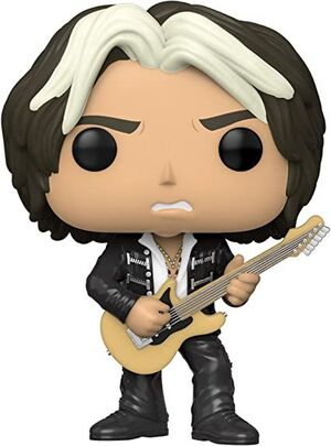 AEROSMITH FIG 9CM POP JOE PERRY