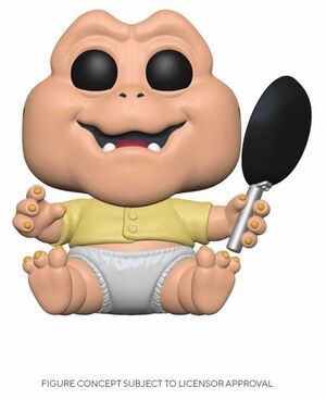 DINOSAURIOS FIG 9CM POP BABY SINCLAIR