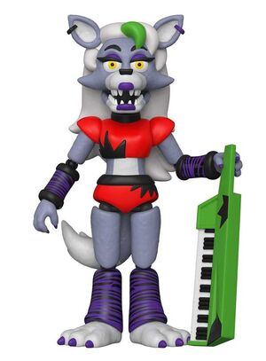 FIVE NIGHT AT FREDDYS SECURITY BREACH FIG 13CM ROXANNE WOLF