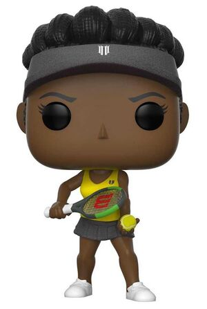 TENNIS LEGENDS FIG 9CM POP VENUS WILLIAMS