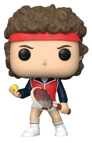TENNIS LEGENDS FIG 9CM POP JOHN MCENROE