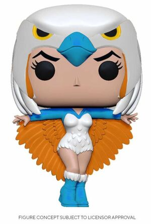 MASTERS OF THE UNIVERSE FIG 9CM POP SORCERESS