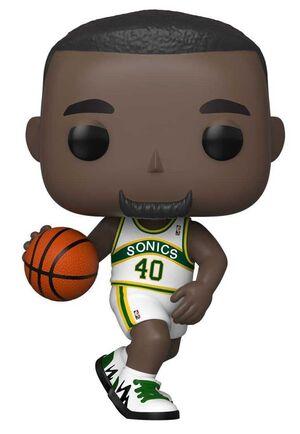 NBA LEGENDS FIG 9CM POP SHAWN KEMP (SONICS HOME)