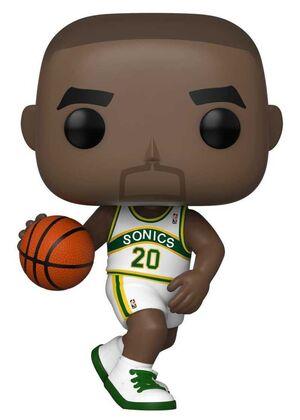 NBA LEGENDS FIG 9CM POP GARY PAYTON (SONICS HOME)