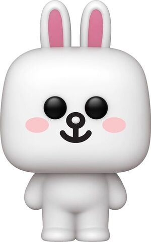 LINE FRIENDS FIGURA POP! ANIMATION VINYL CONY 9 CM