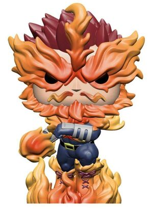 MY HERO ACADEMIA FIG 9CM POP ENDEAVOR