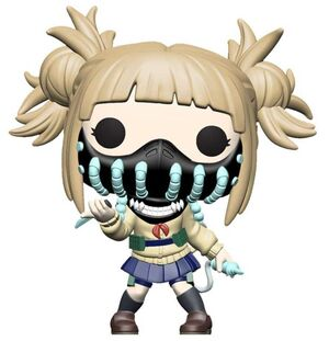 MY HERO ACADEMIA FIG 9CM POP HIMIKO TOGA CON MASCARA