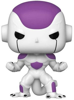 DRAGON BALL Z FIG 9CM POP FRIEZA 100% FORMA FINAL