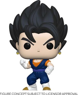 DRAGON BALL Z FIGURA POP! ANIMATION VINYL VEGITO 9 CM