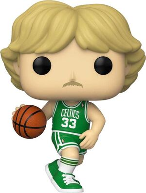 NBA FIG 9CM POP LARRY BIRD CELTICS AWAY UNIFORM ED. ESPECIAL