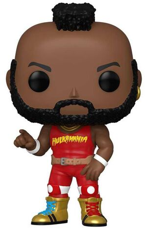 WWE FIG 9CM POP MR T