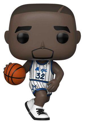 NBA LEGENDS FIG 9CM POP SHAQUILLE O'NEAL (MAGIC HOME)