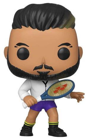 TENNIS LEGENDS FIG 9CM POP NICK KYRGIOS
