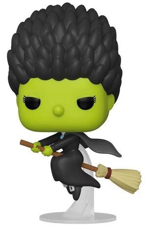SIMPSON FIG 9CM POP WITCH MARGE