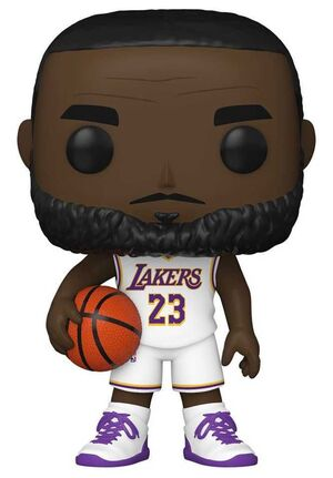 NBA FIG 9CM POP LEBRON JAMES (LA LAKERS)