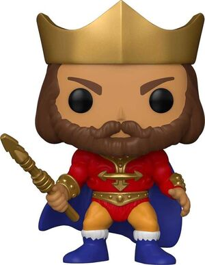 MASTERS OF THE UNIVERSE FIG 9CM POP KING RANDOR