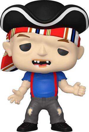THE GOONIES POP! MOVIES VINYL FIGURA SLOTH 9 CM