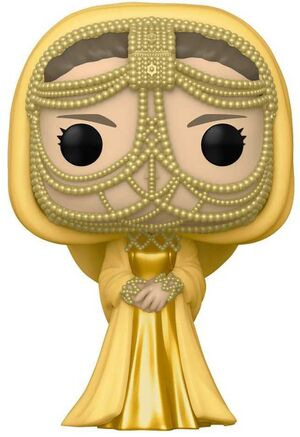 DUNE FIG 9CM POP LADY JESSICA (GOLD)