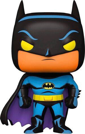 BATMAN POP! COMIC VINYL FIGURA BATMAN BLACK LIGHT 9CM