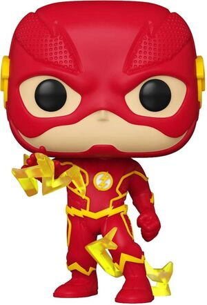 THE FLASH FIGURA POP! HEROES VINYL THE FLASH 9 CM