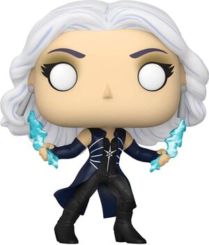 THE FLASH FIGURA POP! HEROES VINYL KILLER FROST 9 CM