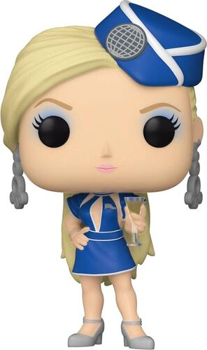 BRITNEY SPEARS POP! ROCKS VINYL FIGURA STEWARDESS 9 CM
