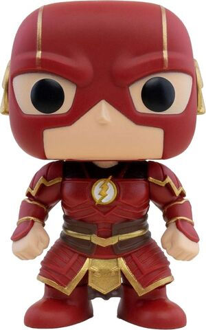 DC IMPERIAL PALACE FIGURA POP! HEROES VINYL THE FLASH 9 CM