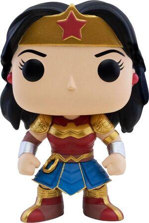 DC IMPERIAL PALACE FIGURA POP! HEROES VINYL WONDER WOMAN 9 CM
