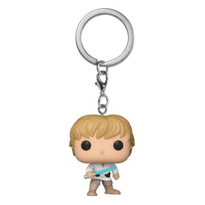 STAR WARS LLAVERO POCKET POP! VINYL LUKE 4 CM