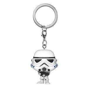 STAR WARS LLAVERO POCKET POP! VINYL STORMTRROPER 4 CM