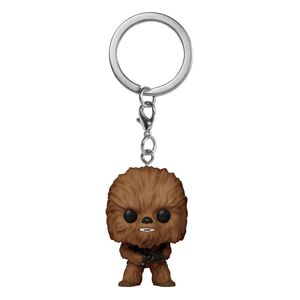 STAR WARS LLAVERO POCKET POP! VINYL CHEWBACCA 4 CM