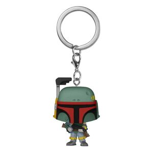 STAR WARS LLAVERO POCKET POP! VINYL BOBA FETT 4 CM