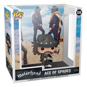MOTORHEAD POP! ALBUMS VINYL FIGURA ACE OF SPADES 9 CM