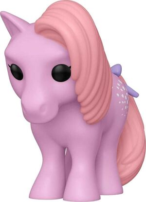 MY LITTLE PONY FIG 9CM POP COTTON CANDY