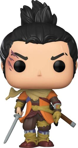 SEKIRO: SHADOWS DIE TWICE POP! GAMES VINYL FIGURA SEKIRO 9 CM