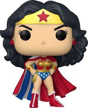 DC COMICS FIGURA POP! HEROES VINYL WONDER WOMAN 80TH ANNIVERSARY 9 CM