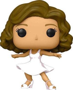 DIRTY DANCING POP! MOVIES VINYL FIGURA BABY (FINALE) 9 CM