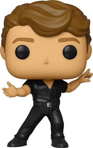 DIRTY DANCING POP! MOVIES VINYL FIGURA JOHNNY (FINALE) 9 CM