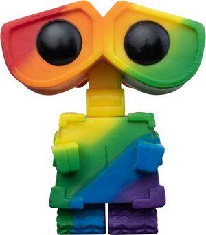 WALL-E POP! PRIDE VINYL FIGURA WALL-E (RNBW) 9 CM