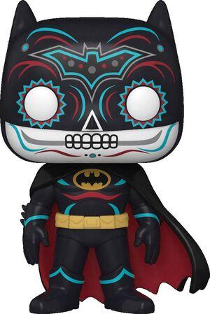 DIAS DE LOS DC POP! HEROES VINYL FIGURA 9CM BATMAN
