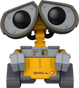 WALL-E FIGURA SUPER SIZED JUMBO POP! VINYL WALL-E 25 CM