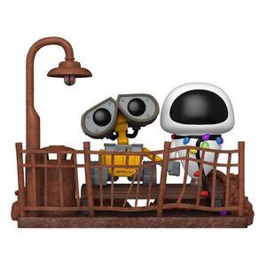 WALL-E PACK DE 2 POP MOMENT! VINYL FIGURAS WALL-E & EVE 9 CM