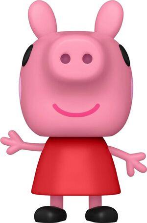 PEPPA PIG POP! ANIMATION VINYL FIGURA PEPPA PIG 9 CM