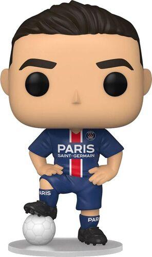 PARIS SAINT-GERMAIN F.C. POP! FOOTBALL VINYL FIGURA MAURO ICARDI 9 CM