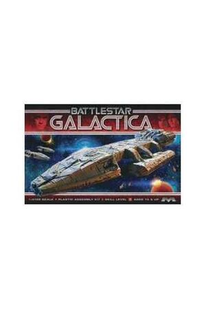 BATTLESTAR GALACTICA MAQUETA 1/4105 ORIGINAL GALACTICA